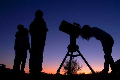 Sonoran Desert Stargazing Tour