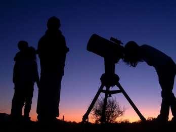 Sedona: Sternegucken in der Wüste