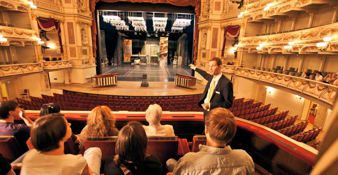 Combo Ticket Dresden: Semperoper & Old Town Tour