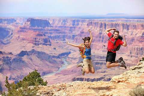 The Grand Canyon Classic Tour From Sedona, AZ