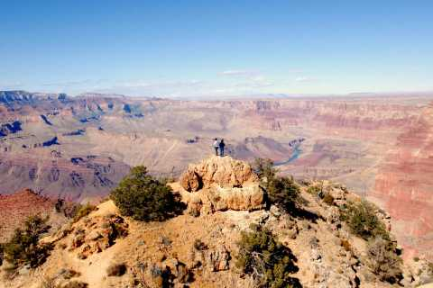 From Sedona or Flagstaff: Ruins & Volcanoes Small-Group Tour