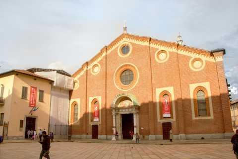 Milão: Excursão Artística Passos de Da Vinci de 3 Horas