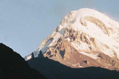 Mount Kazbegi Day Tour from Tbilisi