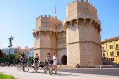Excursão de Bicicleta em Valência
