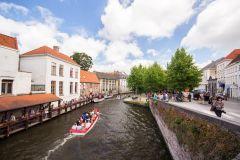 Excursão de 1 Dia por Gante e Bruges saindo de Bruxelas