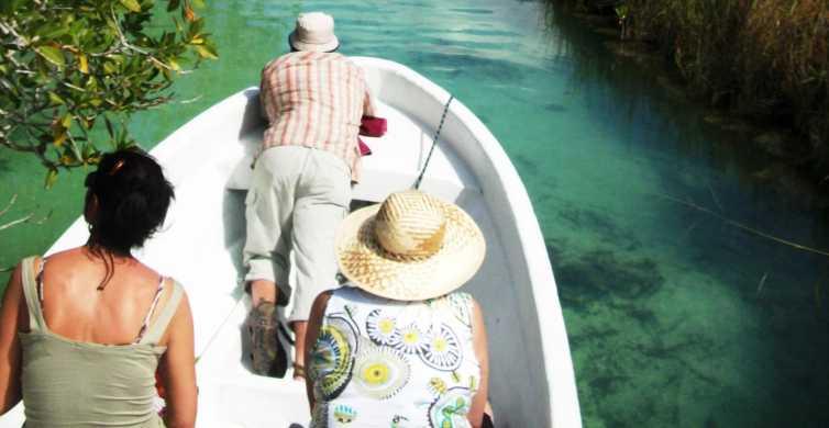 Tulum: Sian Ka'an Biosphere Eco Park Extreme