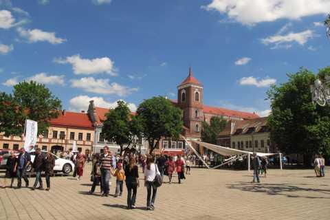 From Vilnius: Sightseeing Tour to Kaunas