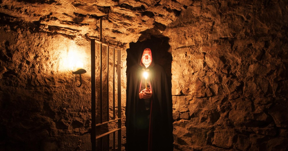 Edinburgh: Ghostly Underground Vaults Tour - Edinburgh, United ...