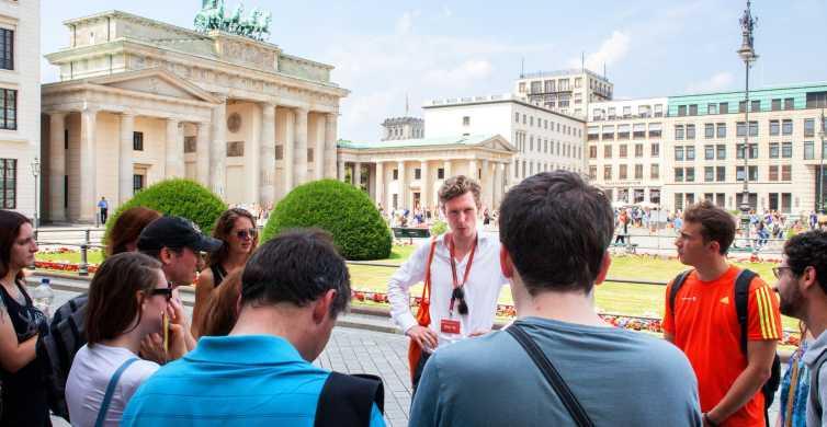 Tour a pie de medio día del Tercer Reich en Berlín