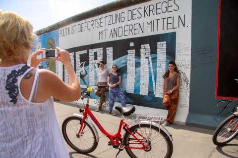 Berliner Mauer und Kalter Krieg: Fahrradtour