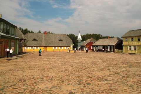 Rumsiskes Open-Air Folk Museum Tour from Vilnius