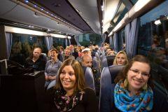 Colônia: Excursão de Uma Hora e Meia no Ônibus da Comédia