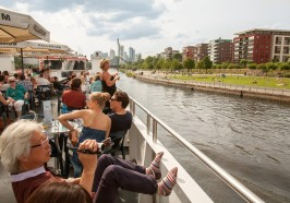 What to do in Frankfurt/Main - 1-Hour Panorama Boat Cruise Through Frankfurt am Main