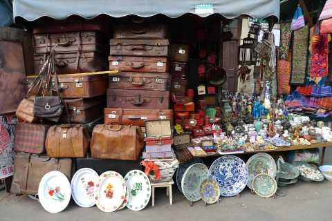 Shanghai: vieille visite de la ville de 3,5 heures à Shanghai