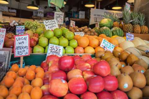Pike Place Market: Walking Food Tour