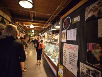 Pike Place Market: Food-Tour