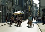 Florenz mit dem Rad: 2-stündige Foto-Tour mit Guide
