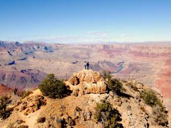 Sedona und Grand Canyon: 2-tägige Kombi-Tour