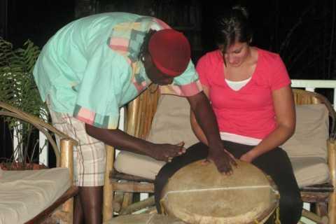 Punta Gorda: Authentic Garifuna Drumming Lesson