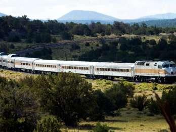 Sedona: Tagestour mit der Grand Canyon Railway