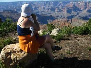Grand Canyon-Ganztageswanderung von Sedona oder Flagstaff
