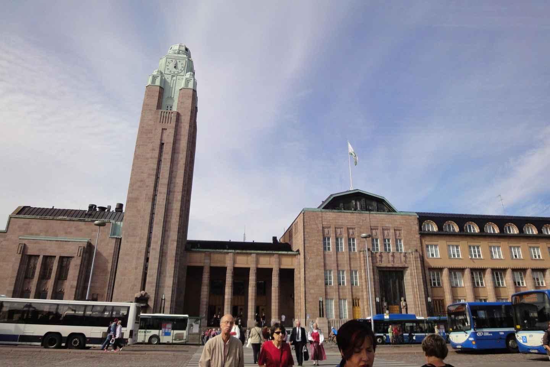 Flughafen Helsinki: 3-stündige Führung bei Zwischenlandung