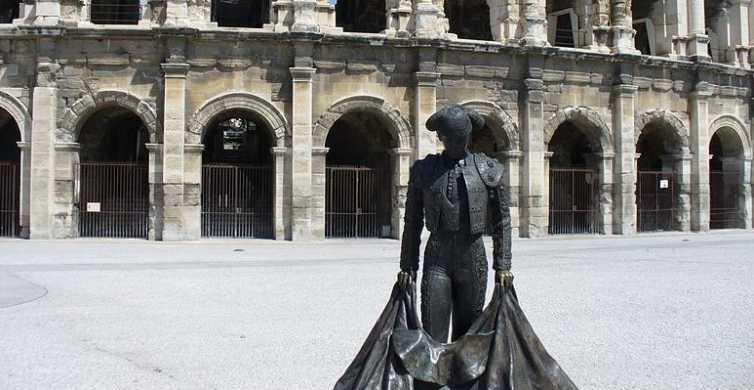 Nimes: 6-Hour Roman Sites & Historical Places Tour