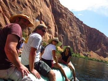 Ab Flagstaff: Rafting-Tour auf dem Colorado River