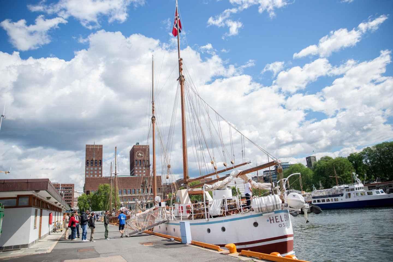 Oslo: 2-stündige Bootsfahrt entlang der Fjorde