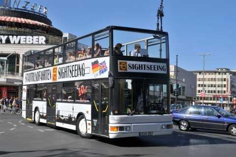 Berlim: Ônibus Hop-On Hop-Off com Narração Ao Vivo