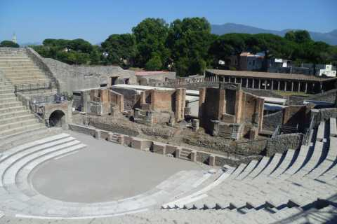 Pompeii and Herculaneum Full-Day Tour From Sorrento