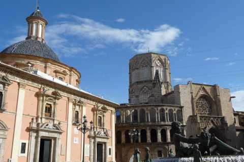 Valencia: privérondleiding door de oude binnenstad van 4 uur