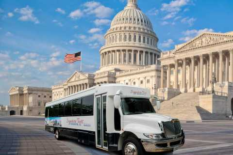 Washington, D.C.: Halbtagestour zu den Highlights der Stadt