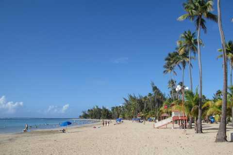 San Juan: El Yunque Rainforest and Luquillo Beach Tour