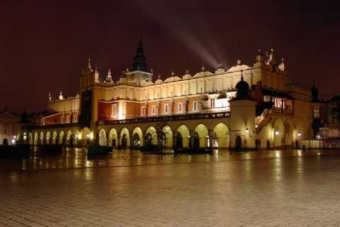 Krakow by Night: Private 3-Hour Walking Tour