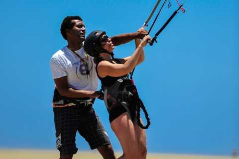 Gran Canaria: Nybörjarkurs i kitesurfing