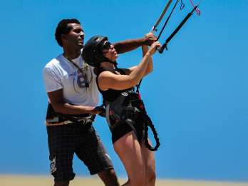 Gran Canaria: Kitesurf-Kurs für Anfänger. Foto: GetYourGuide