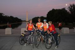 Washington DC Monumentos by Night Bike Tour