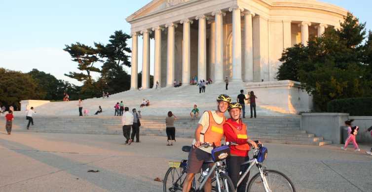 Washington DC Monuments by Night Bike Tour