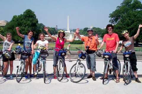 Washington D.C.: Radtour zu den Highlights