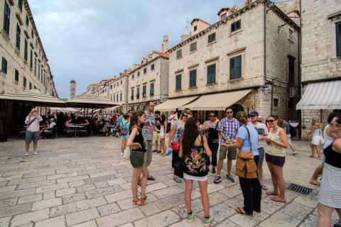1.5-Hour Walking Tour of Dubrovnik's Old Town