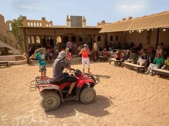 Hurghada: Quad-Safari in der Wüste mit GoPro-Option
