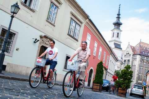 Budapest City Tour by Bike
