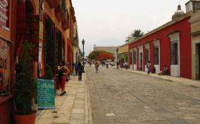 Oaxaca City Tour
