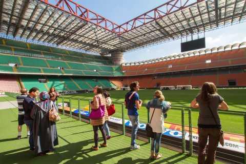 Milano: stadio San Siro e casa Milan in autobus panoramico