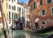 Venedig: Ganztägiger Ausflug ab Mailand mit Stadttour