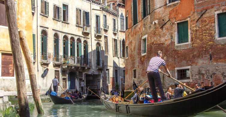 Wenecja: całodniowa wycieczka z Mediolanu z przewodnikiem po mieście