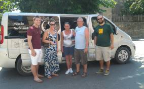 Tuscany: Brunello Half-Day Wine Tour by Minibus