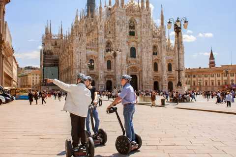 Milano: tour in Segway