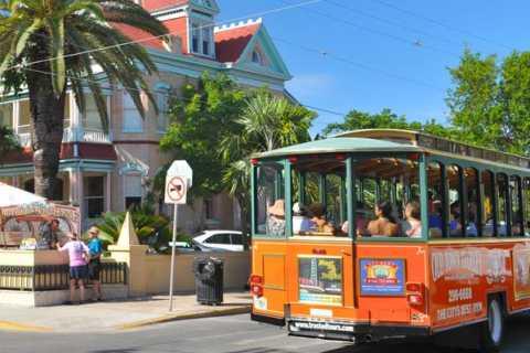 Key West: tour sul tram hop-on hop-off nella Città Vecchia